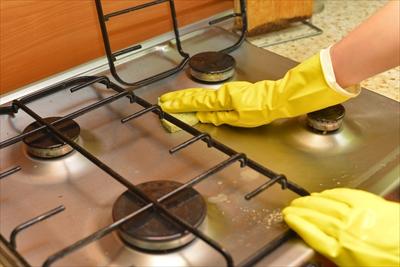 キッチンのハウスクリーニング
