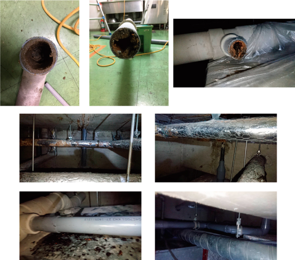 排水管詰まり清掃